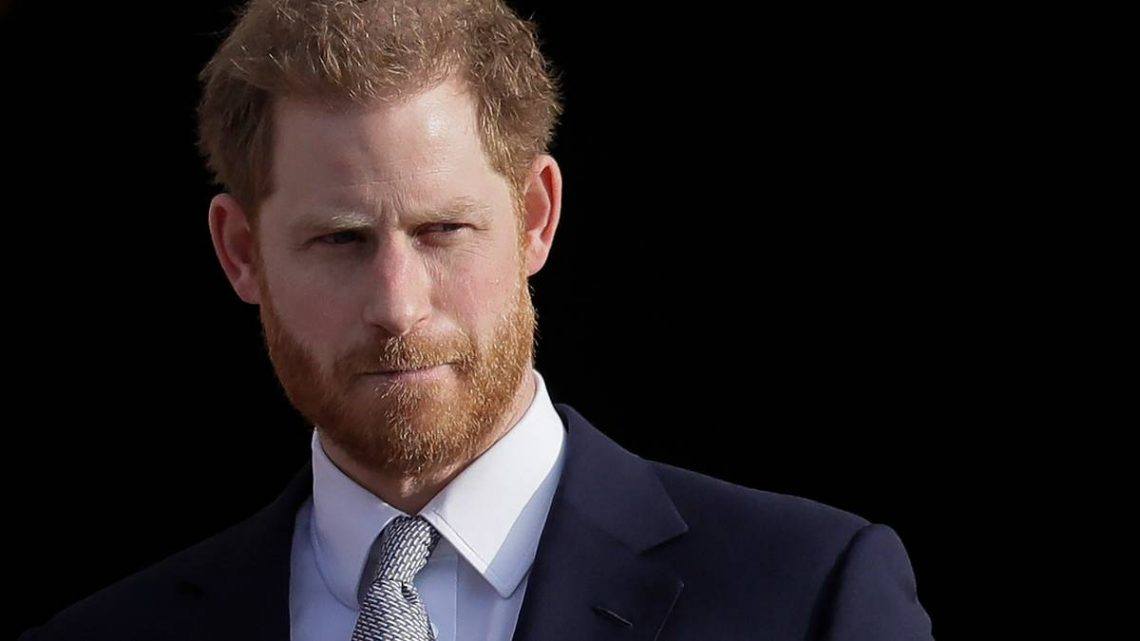 Prince Harry gets new Chief impact officer job with Silicon Valley startup
