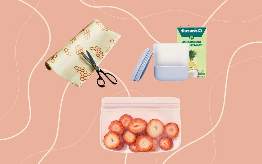 18 Genius Product Swaps That'll Make Your Kitchen Eco-Friendly