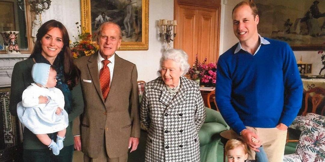 Buckingham Palace Released Never-Before-Seen Photos of George, Charlotte, and Louis