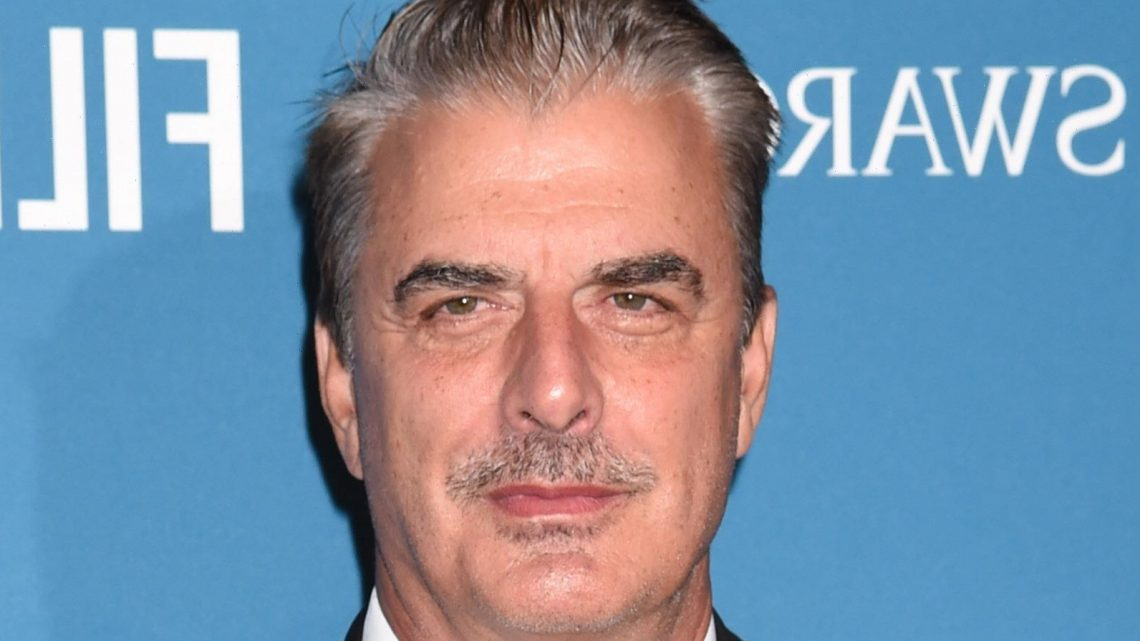 Chris Noth's Favorite Episode Of Sex And The City Isn't What You'd Expect