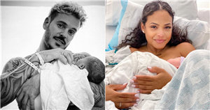 Christina Milian Announced the Birth of Her 3rd Child With a Sweet Welcome Message