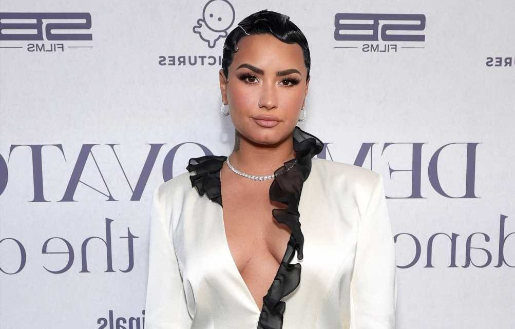 Demi Lovato used relationships with men to find 'stability'