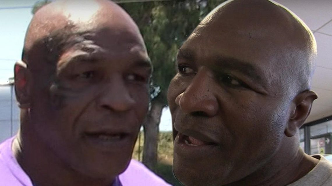 Evander Holyfield's Camp Claims Mike Tyson Fight Not Happening, 'Deal Fell Apart'