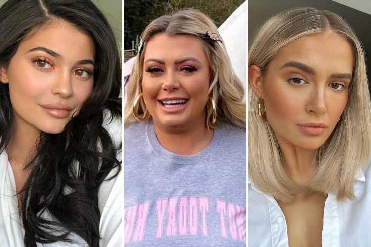 From Molly Mae Hague to Gemma Collins, the stars who are ditching their lip fillers and embracing a more natural look