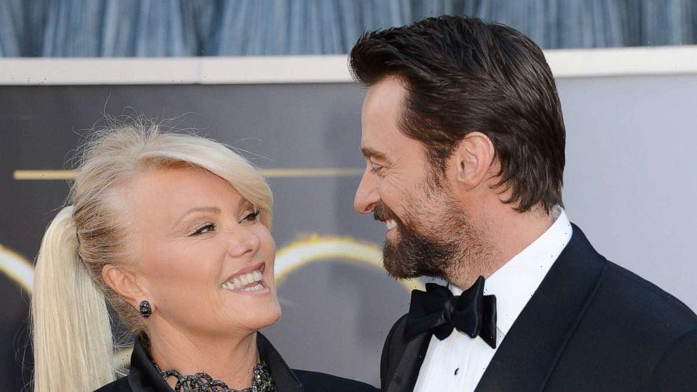 Hugh Jackman shares throwback photos from wedding with Deborra-Lee Furness to mark their 25th anniversary