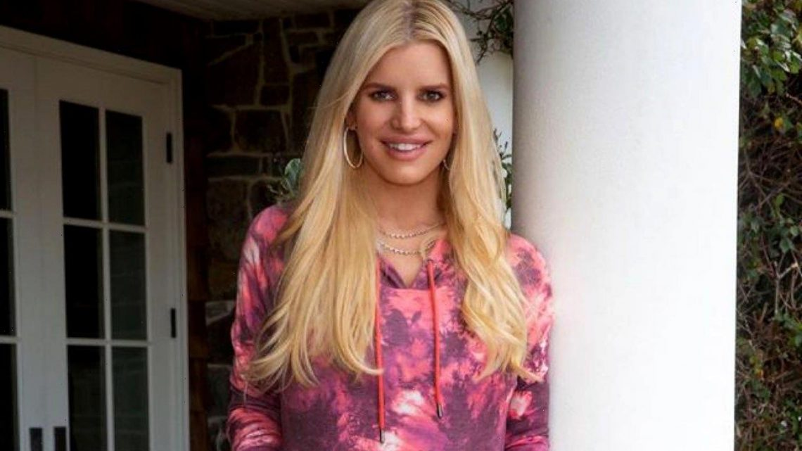 Jessica Simpson Throws Out Her Scale to Feel Good About Herself