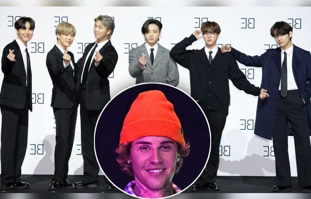 Justin Bieber to collaborate with K-pop superstars BTS on new song