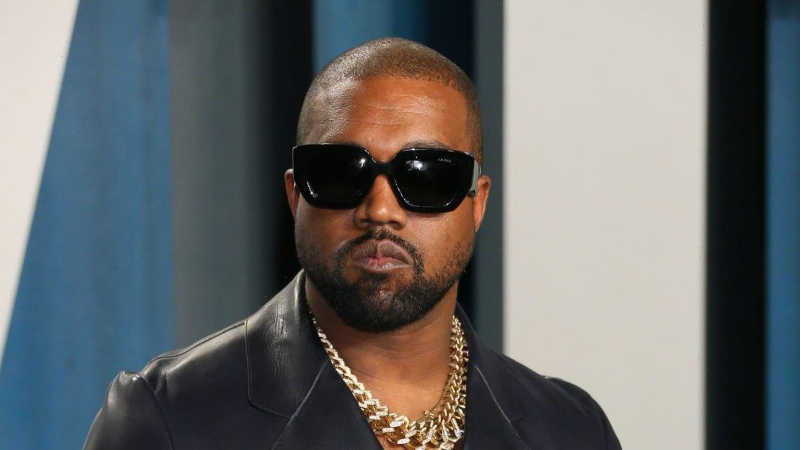 Kanye West's sneakers from 2008 Grammy Awards fetch $1.8 million