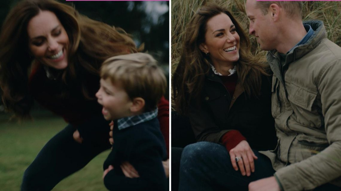 Kate Middleton & Prince William's 'fun' anniversary video 'defies Harry's claim that brother is trapped', expert says