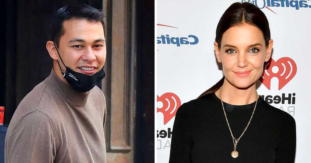Katie Holmes and BF Emilio Vitolo Jr. Are Giving Each Other 'Space'