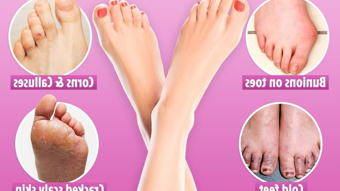 Looking for early signs of problems like diabetes or heart disease? Check your feet