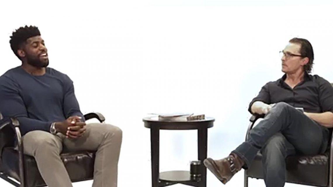 Matthew McConaughey Talks Racial Injustice, 'White Allergies' with Emmanuel Acho