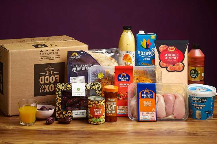 Morrisons is bringing back its Ramadan food boxes – what's included and how to buy them