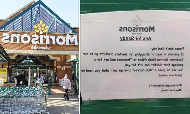 Morrisons launch free period products for those in need with scheme
