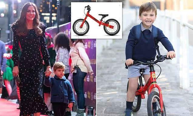 Parents like Kate Middleton are ditching stabilisers for balance bikes