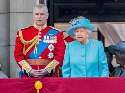 Prince Andrew's Statement on Prince Philip's Death Reminds Us How Close He's Stayed to the Queen