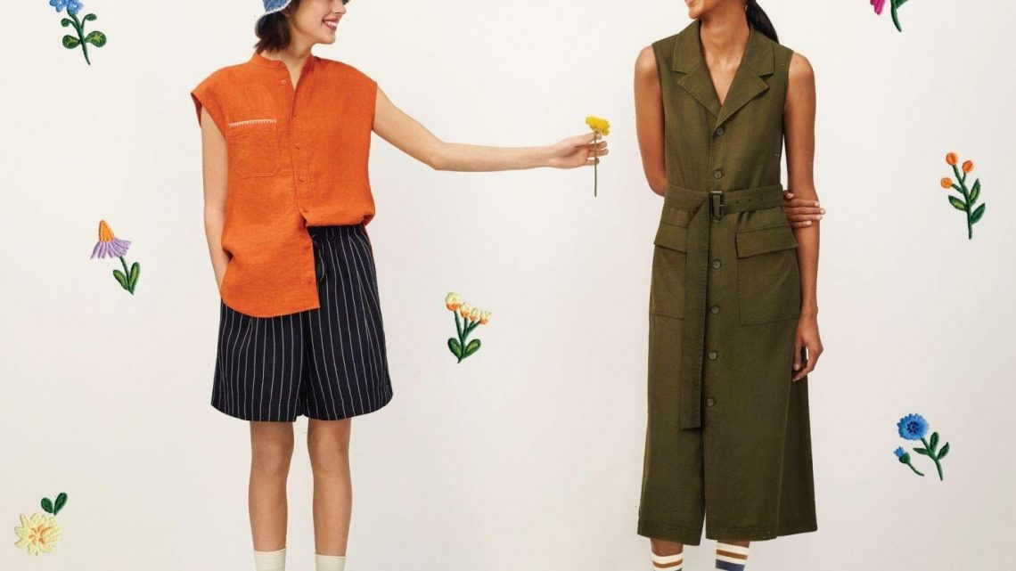 Shop JW Anderson's latest summer-ready Uniqlo collection before it sells out