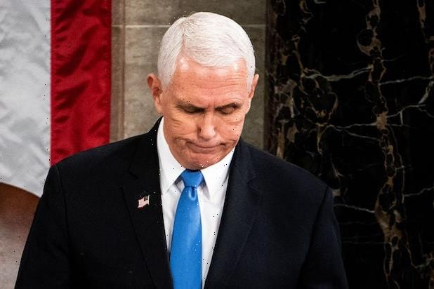 Simon & Schuster Employees Call on Publisher to Cancel Mike Pence Book Deal