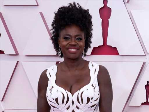 The Evolution of Viola Davis' Red Carpet Style