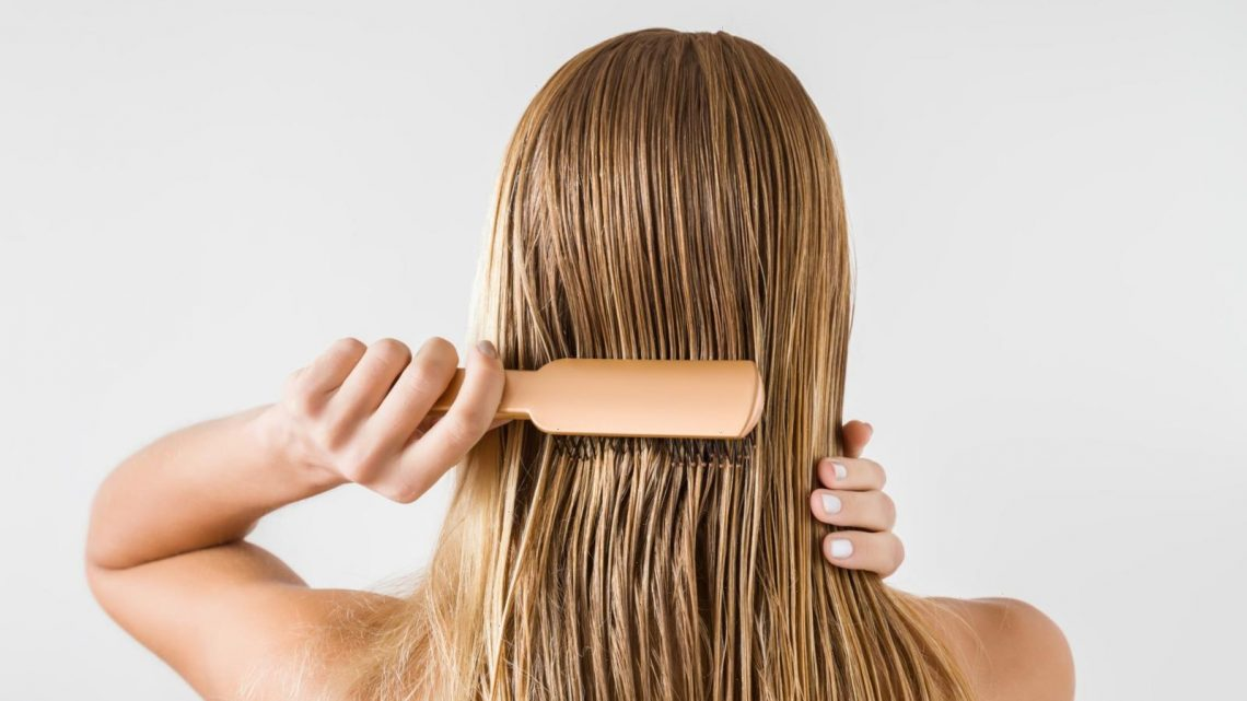 The Real Reason You Need To Start Using A Shampoo Brush