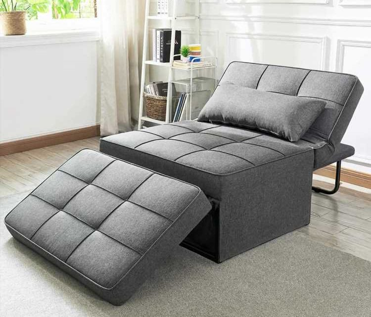 This Compact Ottoman Has 3 Other Hidden Uses — and People Are 'Blown Away'