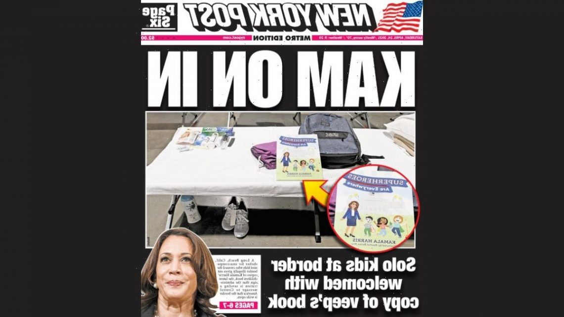 UltraViolet Calls on Advertisers to Sever Ties With NY Post Over False Kamala Harris Book Story