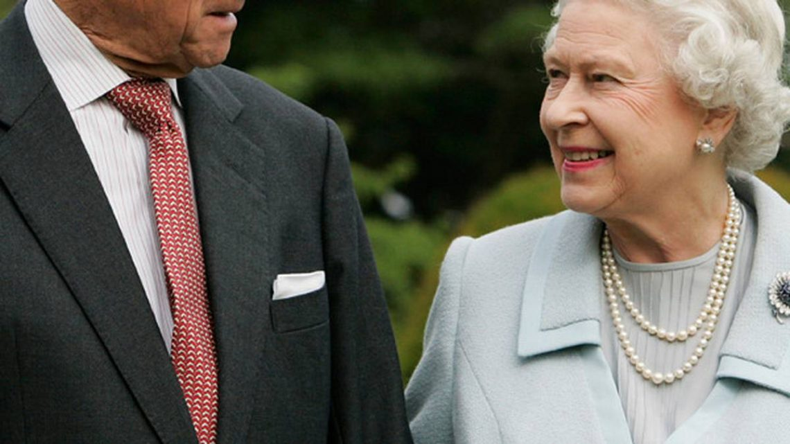 Watch: Prince Philip funeral – Queen mourns alone; William and Harry walk together