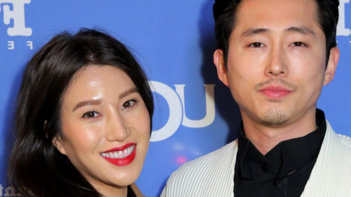 Who Is Steven Yeun's Wife, Joana Pak?