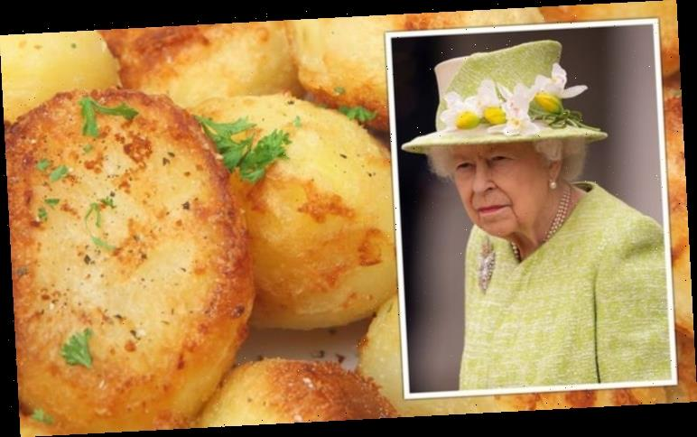 Queen's chef shares trick to make crispy roast potatoes with extra crunch