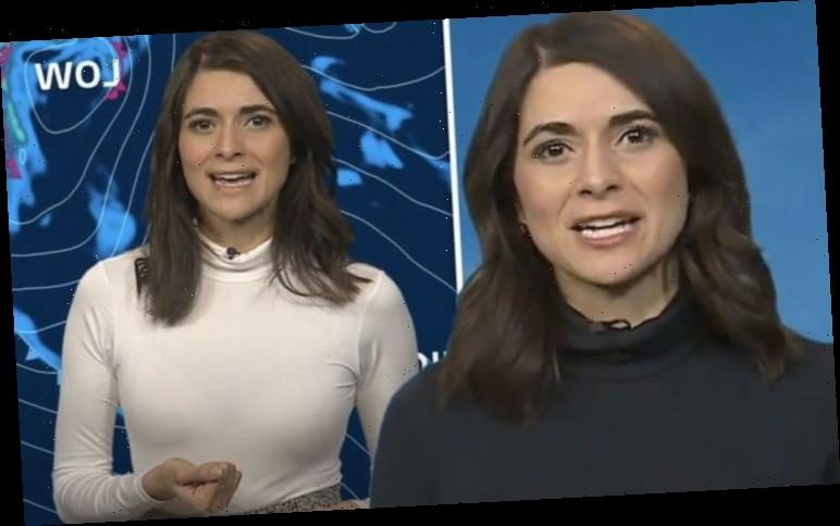 Lucy Verasamy responds after ITV viewer hits out at her weather update: 'What's going on?'