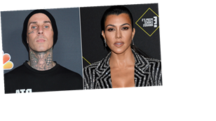 All you need to know about Kourtney Kardashian's boyfriend Travis Barker as he gets tattoo of her name