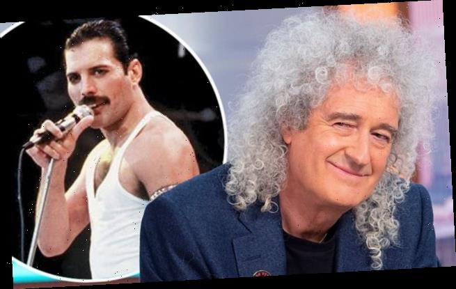 Brian May says he didn't like Queen's hit Don't Stop Me Now at first