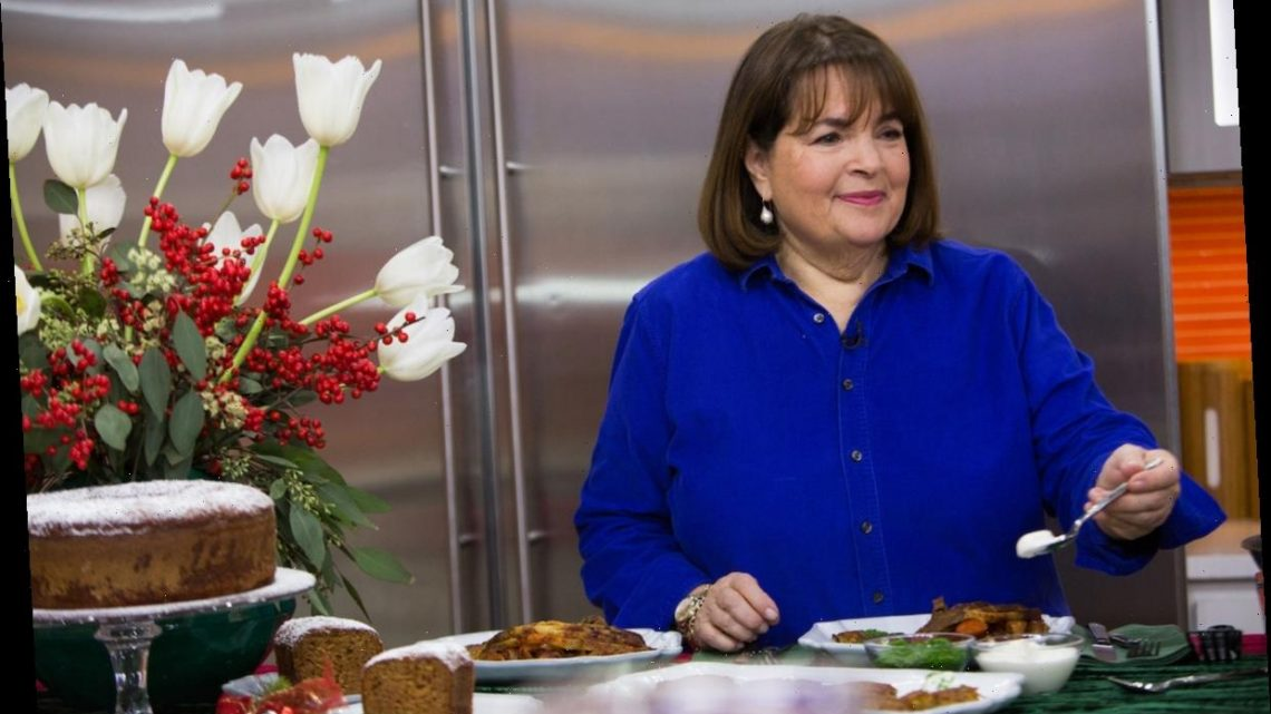 Why Ina Garten Won't Eat Chinese Takeout