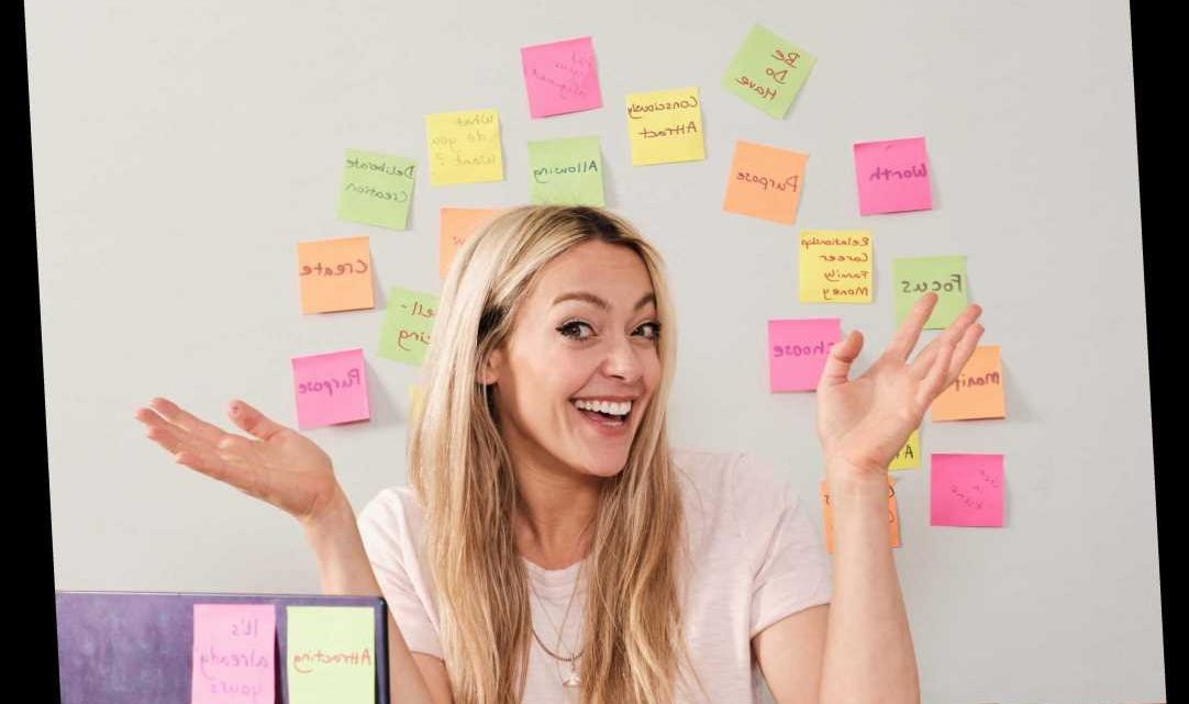 I write down what I want in life and it comes true, says Cherry Healey