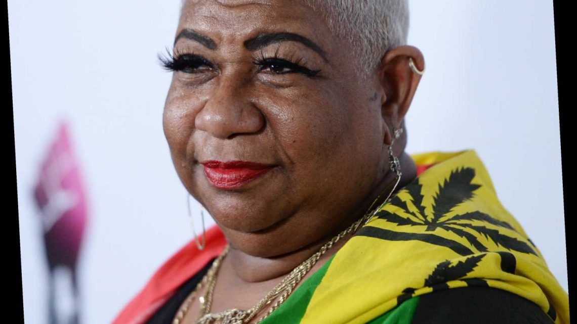 Who is Luenell and what did she say about DMX?