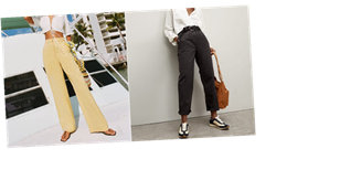 These 15 Pants Are Comfy, Flattering, and Perfect For Spring