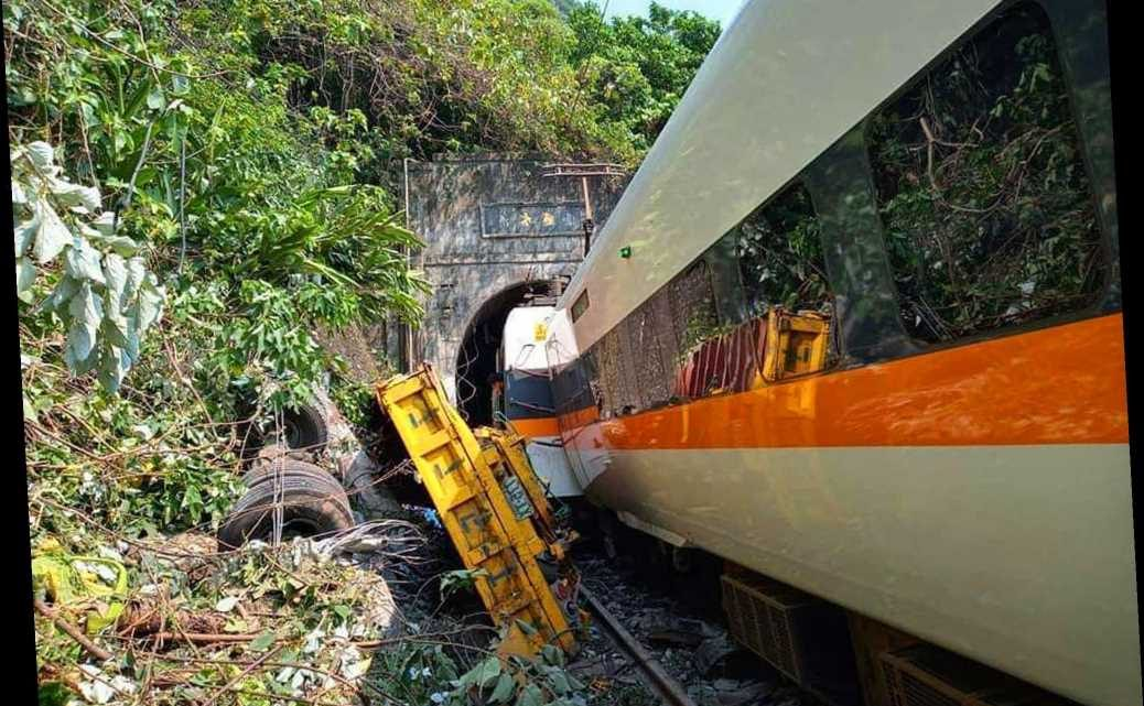 Taiwan Train Crash Leaves at Least 51 People Dead and Dozens Injured: 'Heartbreaking'
