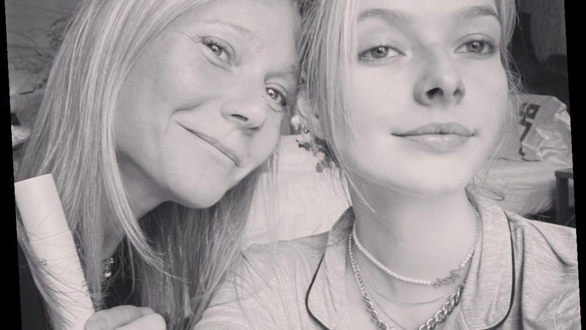 Gwyneth Paltrow's Daughter Apple Roasts Her Mom in Goop Tiktok Video: 'Making More Vagina Eggs'