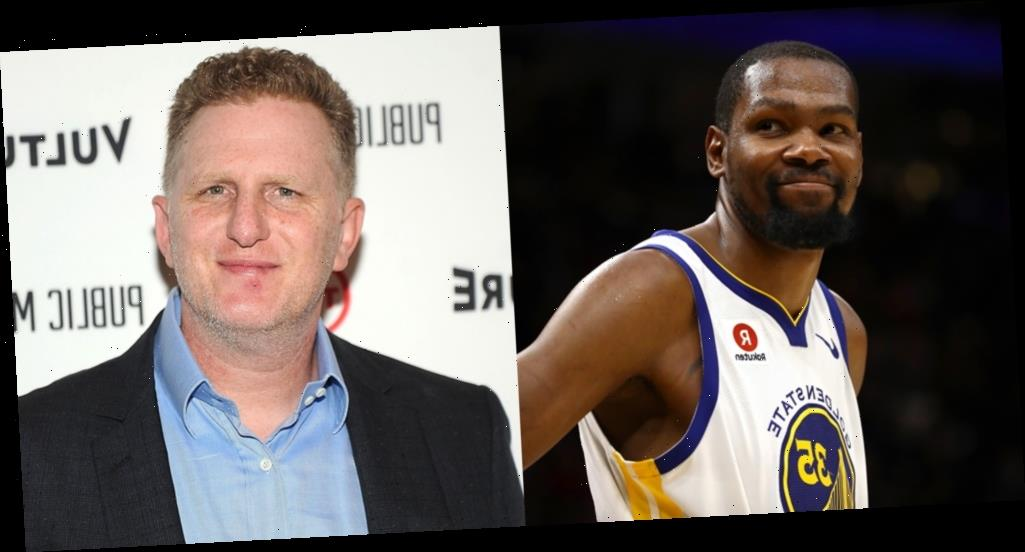 Kevin Durant Accused of Sending Threats Filled With Homophobic & Misogynist Slurs to Michael Rapaport