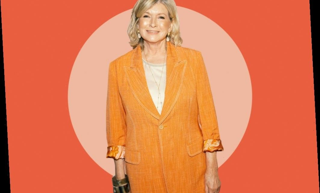 Martha Stewart Just Shared the Most Unique Salad Recipe We've Ever Seen & It's Perfect for Easter