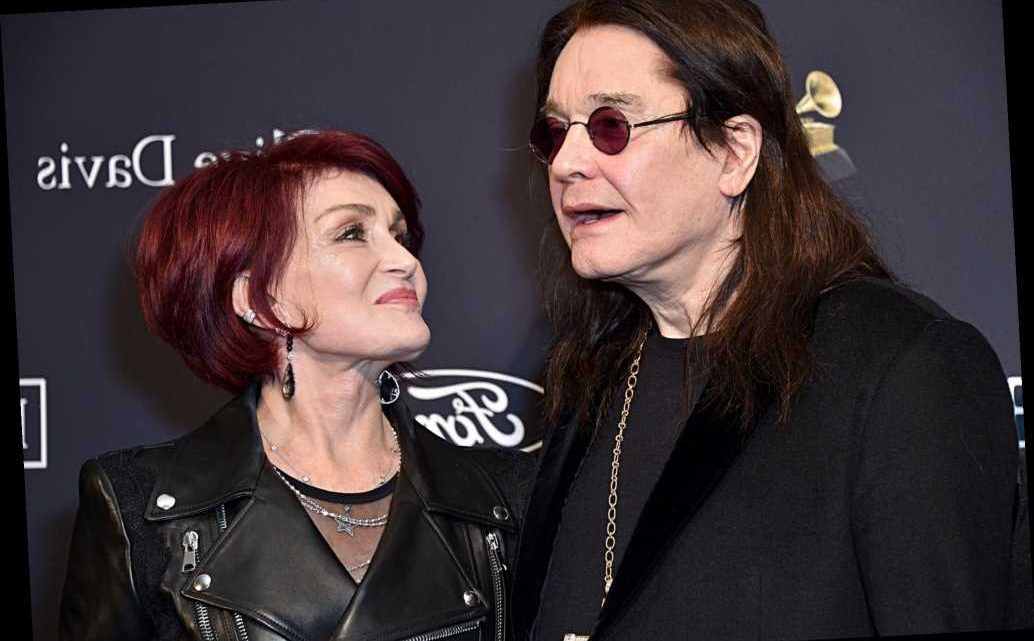 Ozzy Osbourne is 'Team Sharon' as wife exits 'The Talk' amid racism allegations