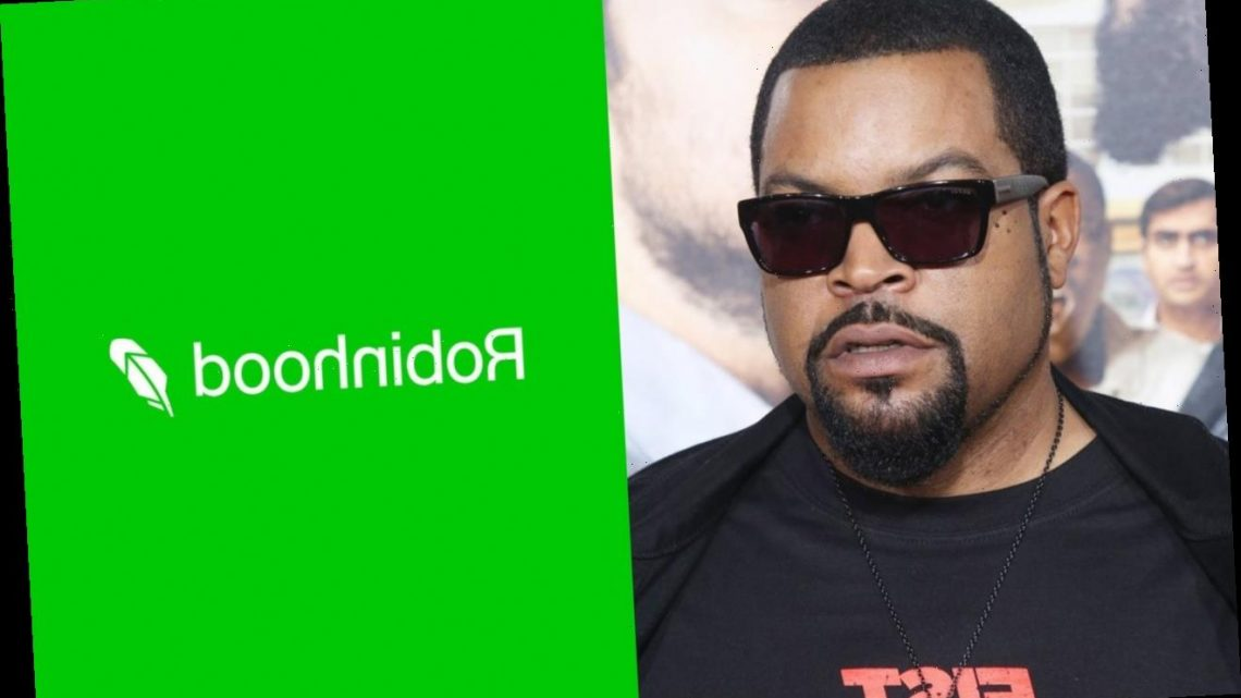 Ice Cube Files Lawsuit Against Robinhood for Using His Pic and Lyrics Without Permission