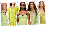 12 zesty green dresses that'll make summer arrive early