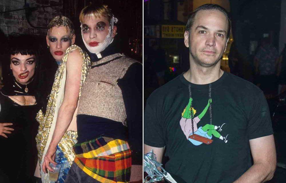 'Club Kid Killer' Michael Alig dead from fentanyl, heroin overdose
