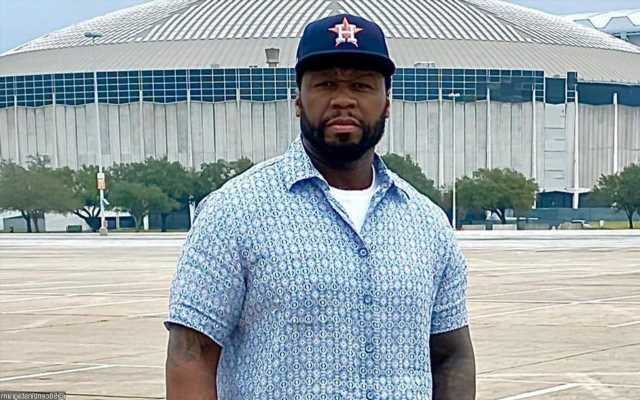 50 Cent Moves to Houston Months After Rant Against Biden's Proposed NYC Tax Plan