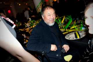 Ai Weiwei Ready to Unveil Espresso Cups for Illy