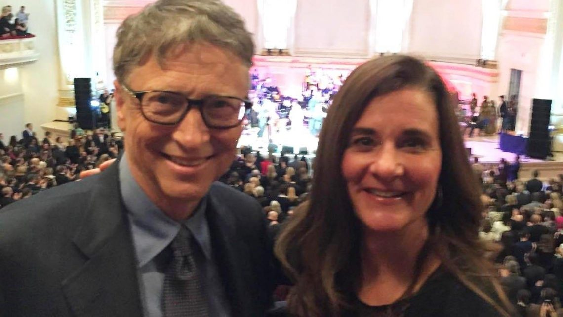 Bill Gates Spotted Wearing His Wedding Ring Weeks After Announcing Divorce