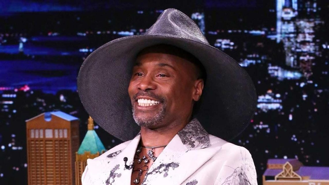 Billy Porter Says He Feels 'Free' After Revealing He's HIV-Positive