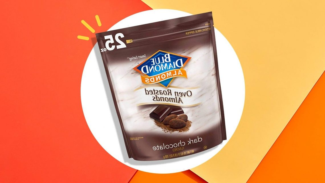 Blue Diamond Dark Chocolate Almonds Are The Most Satisfying Sweet And Salty Snack