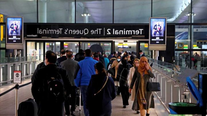 Brits face 10-HOUR queues at UK airports this summer due to Covid tests, vaccine certificates and locator forms